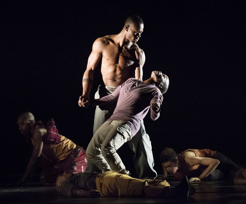 Photo of Alvin Ailey Dance Theatre