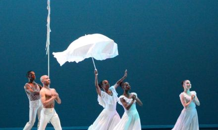 Alvin Ailey Dance Theater – An evening of modern dance