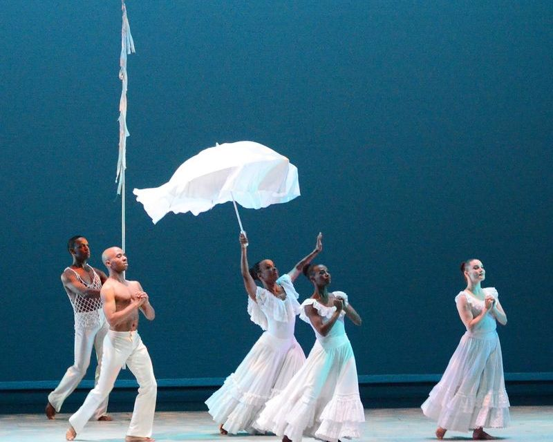 ALVIN AILEY DANCE THEATRE – AN EVENING OF MODERN DANCE