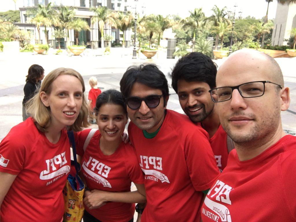 EPFL Alumni Running Team
