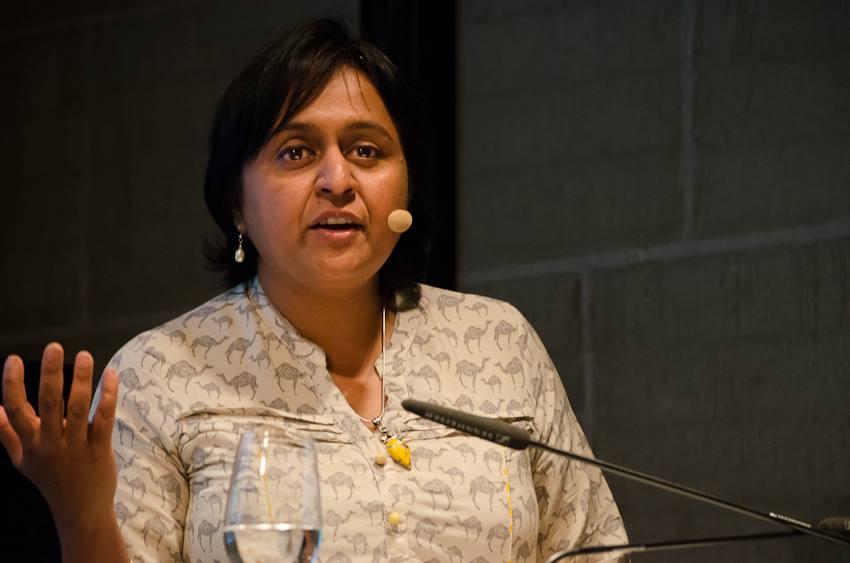 Confident steps to a successful career – Rupa Mukerji
