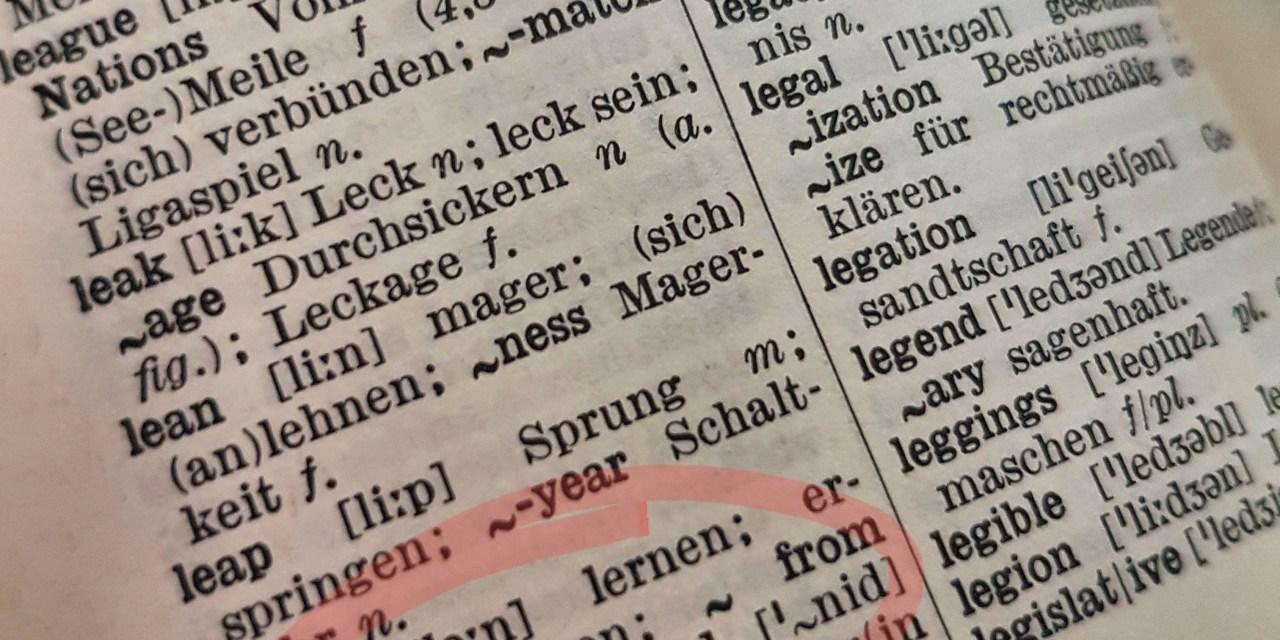 Learning German: Sprechen Sie Deutsch?