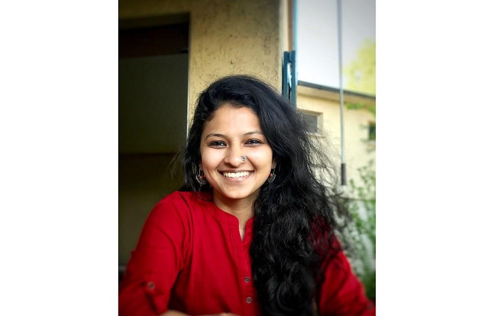 The Architect of her Future – Ankita Thaker