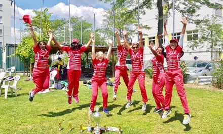 Pioneering Women's Cricket in Switzerland
