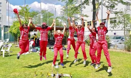 Pioneering Women's Cricket in Switzerland