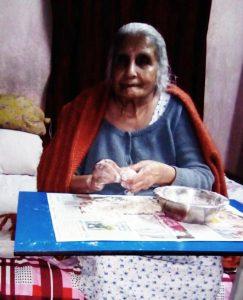 Photo of Nayana's grandma