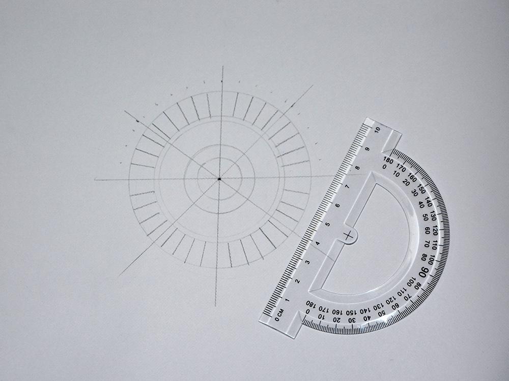 Mandala Step 2