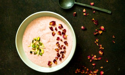 Phirni with a twist of nostalgia
