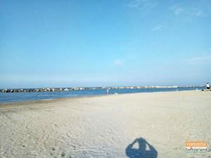 Beach at Rimini