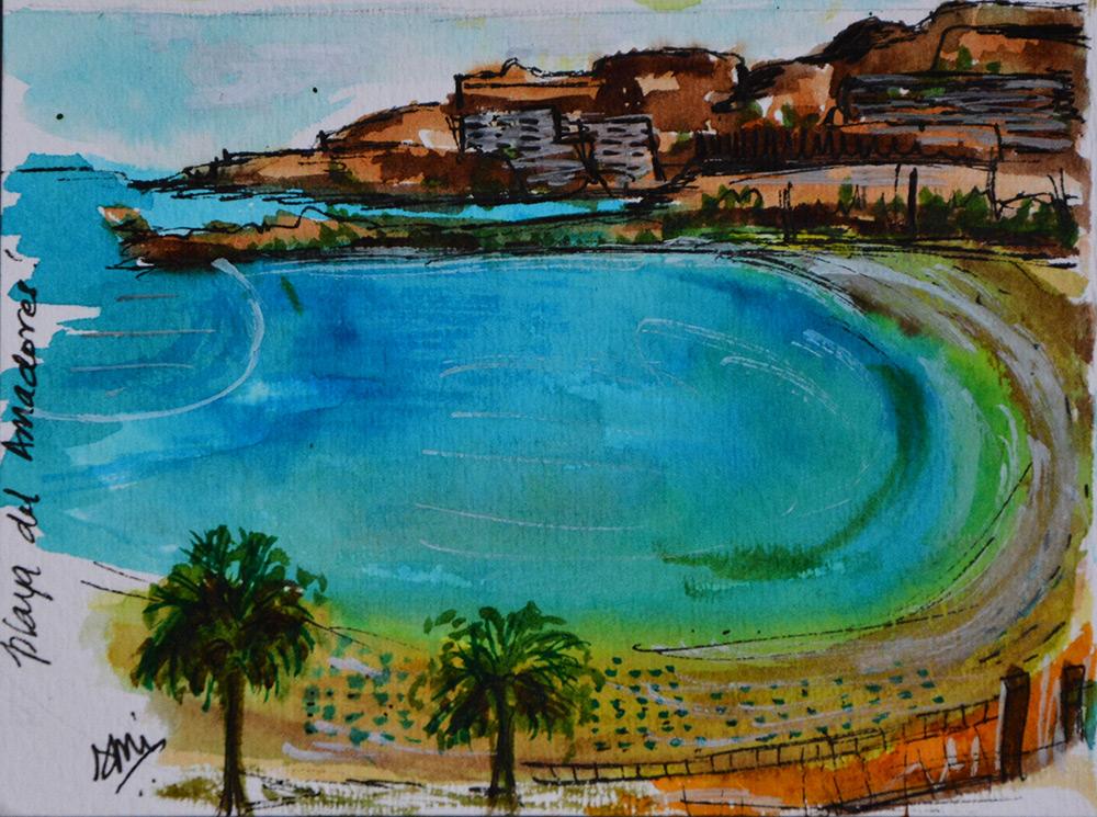 Playa Del Amadores