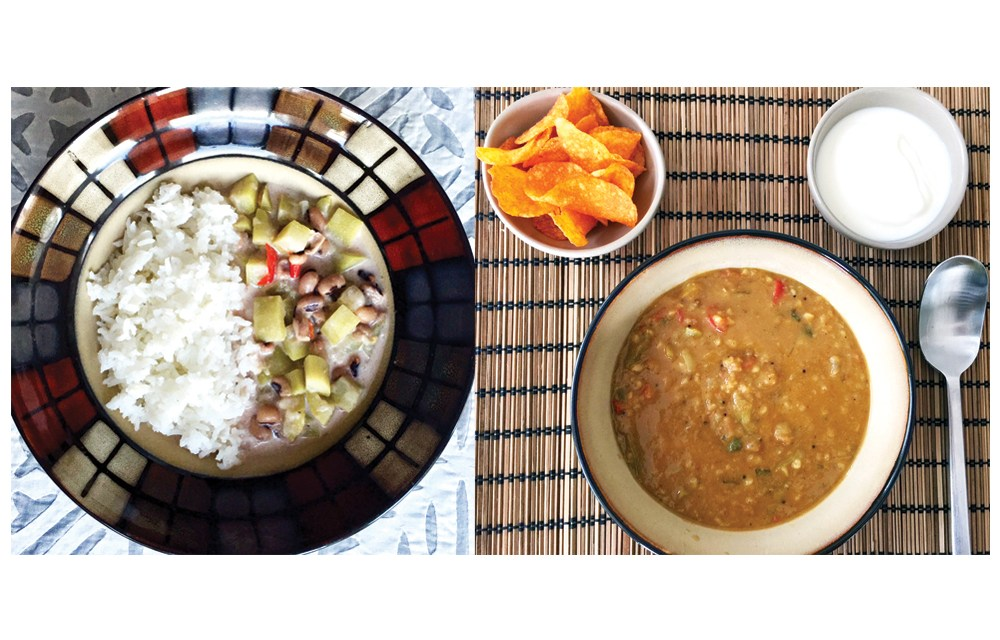 Cooking for busybodies