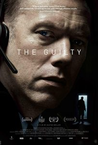 Poster of the film The Guilty