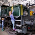A day at the Verkehrshaus, Lucerne