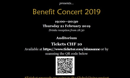 Benefit Concert by International School of Lausanne