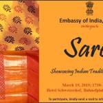 Saree exhibition