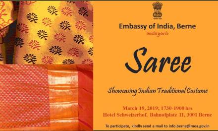 Saree exhibition