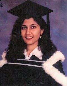 Photo of Manisha Dadlani-Kriplaney
