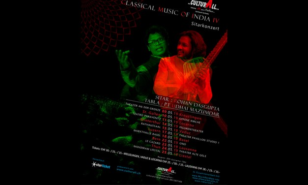 Classical Music Of India IV – Sitar and Tabla Concert