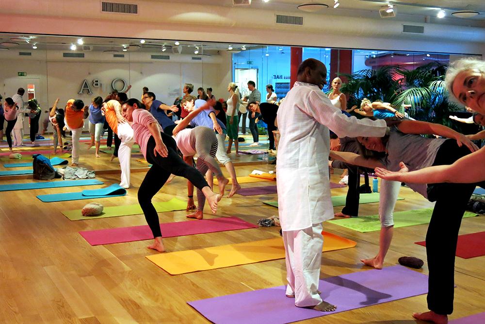 Yoga Workshop by Dasappa Keshava
