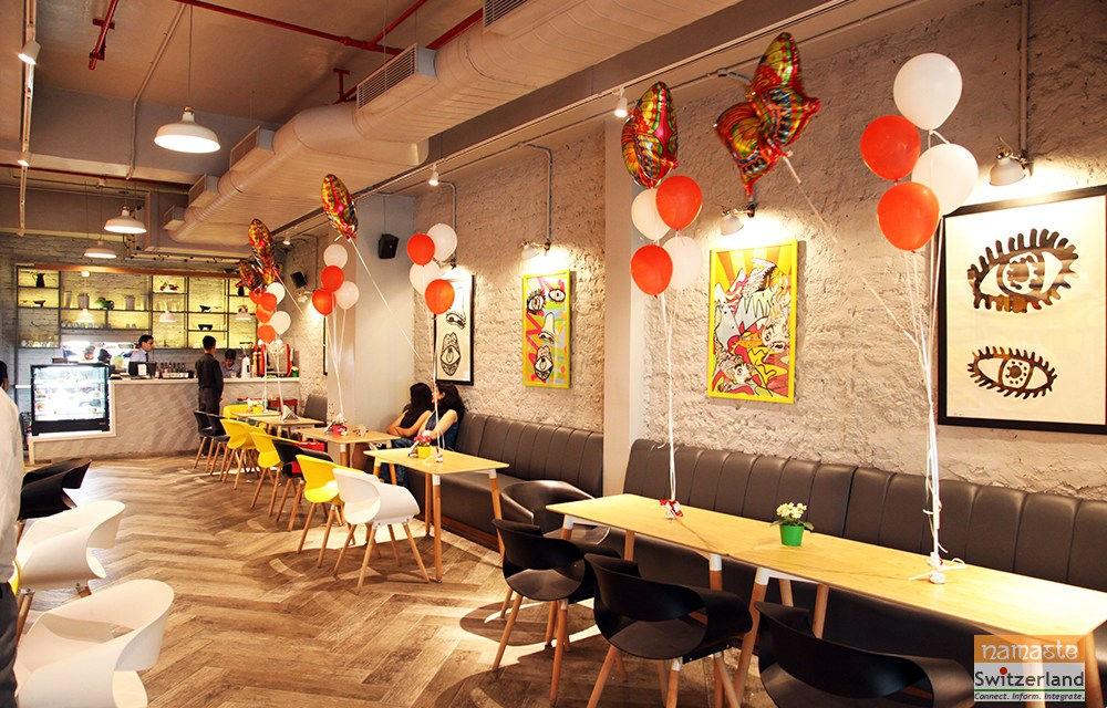Child Friendly Concept Cafes in India
