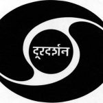 Logo of Doordarshan