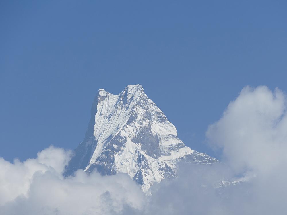 Photo of Fishtail Machapucharure peak