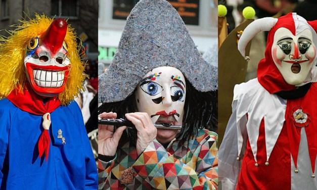 Celebrating Fasnacht – The Swiss Carnival