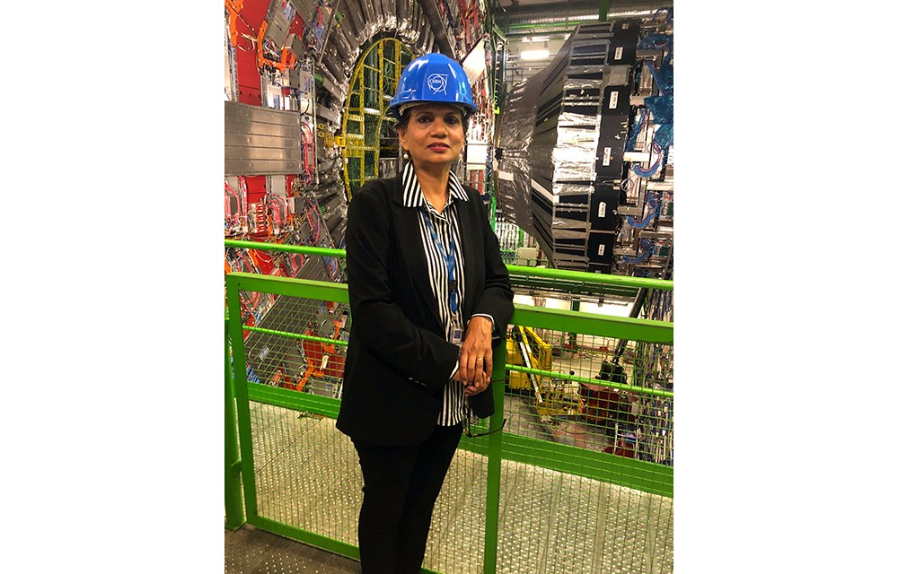 Archana Sharma – a role model to aspiring scientists