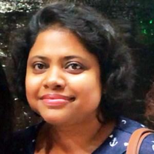 Photograph of Ujjaini Roy