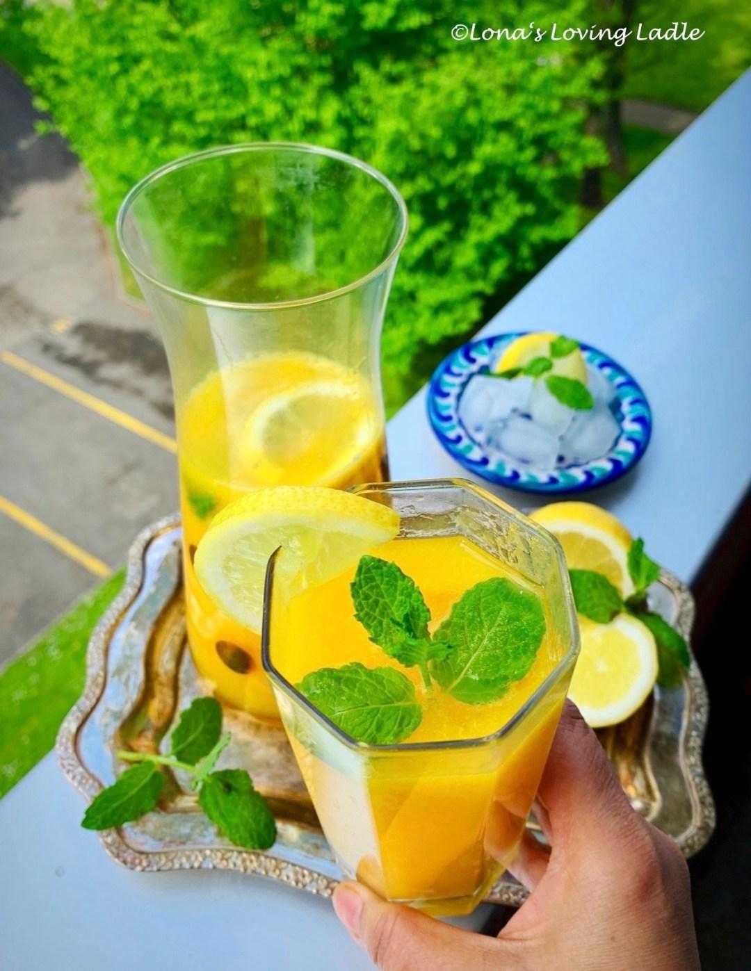 Photo of Mango Lemonade