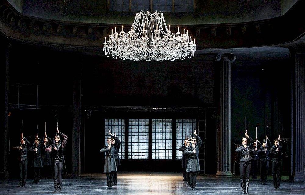 Christian Spuck's Romeo & Juliet – when dance meets drama