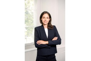 Photo of Isabelle Thouvenin, our legal expert