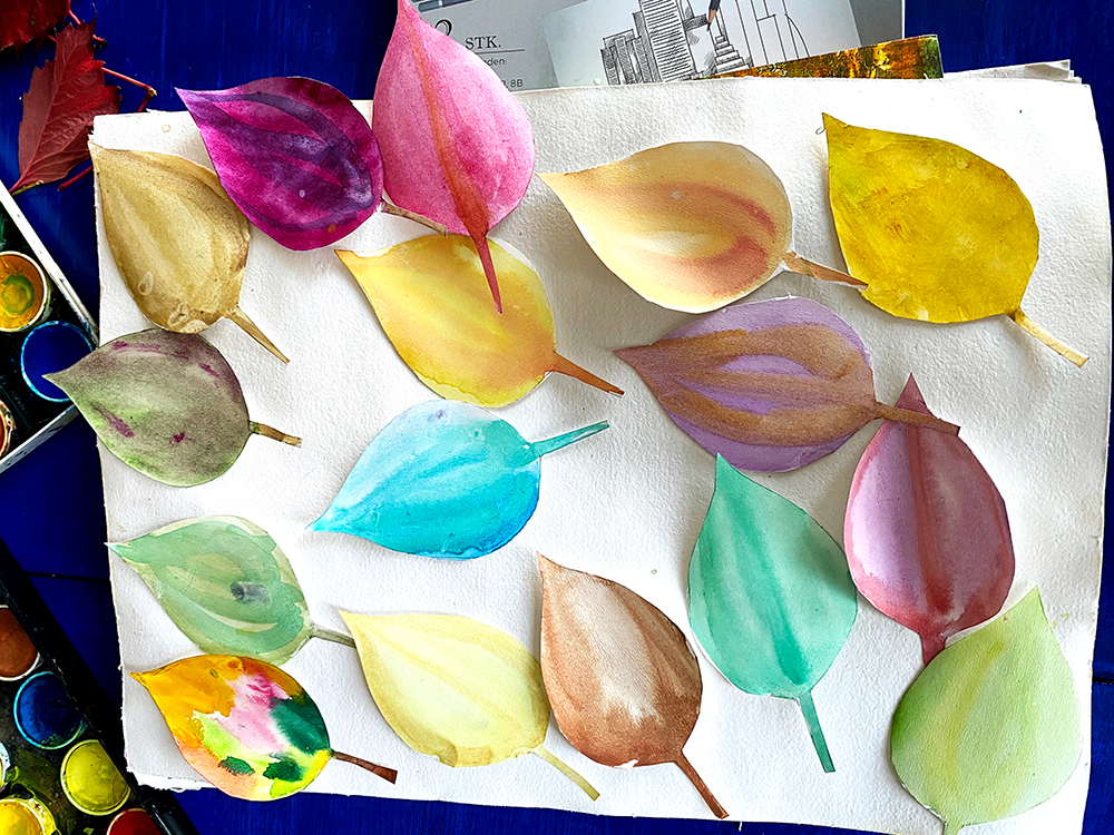 Photo of DIY #5: Make your own Autumn leaves