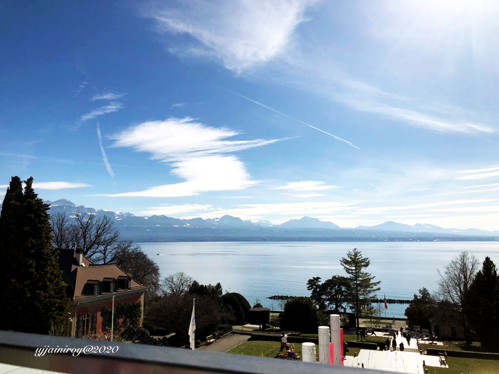 Photo in Lausanne