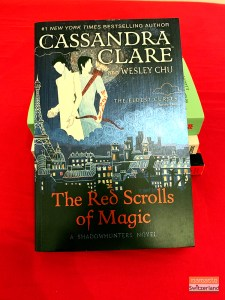 The Red Scrolls of Magic by Cassandra Clare and Welsey Chu