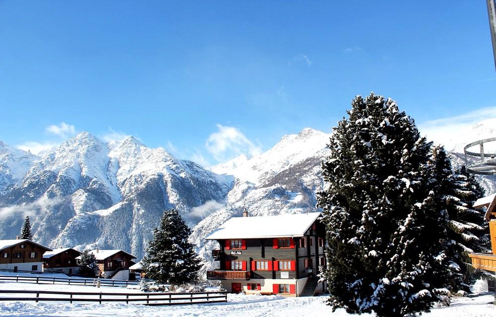 A Covid-19-friendly Winter in Switzerland