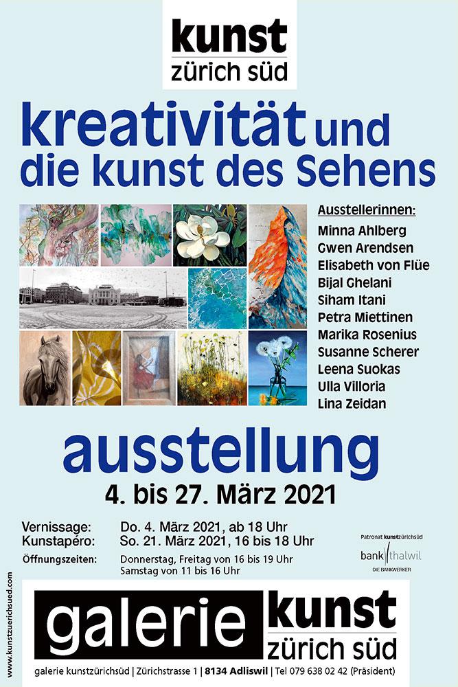 image-of-flyer-of-exhibition-in-kunstZurichsüd