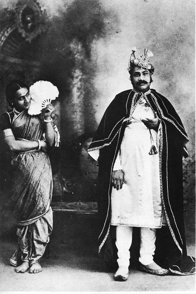 image showing Bal Gandharva in play