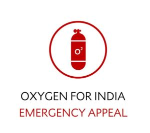 Logo of Oxygen for India
