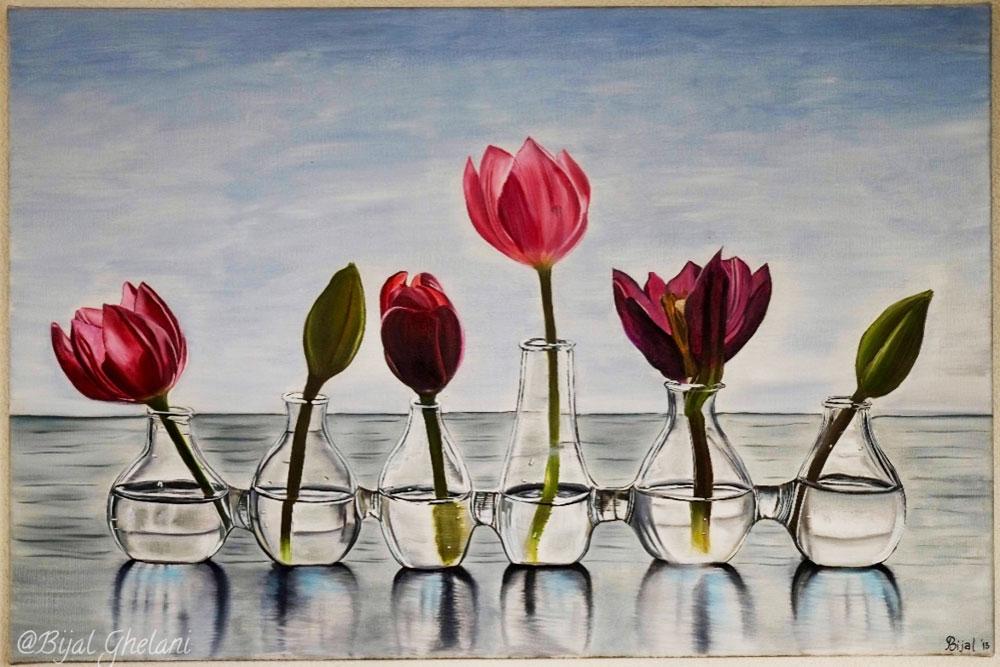 image showing bijals art Grow