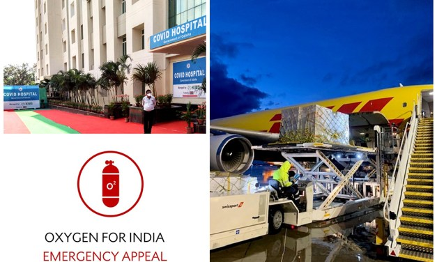 More Swiss Aid to help India fight COVID