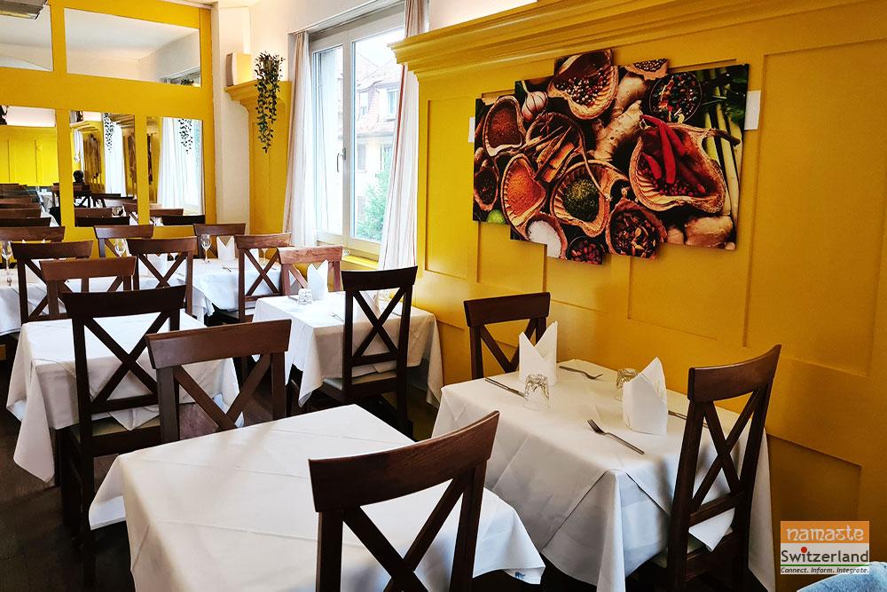 Swaad-restaurant-interior