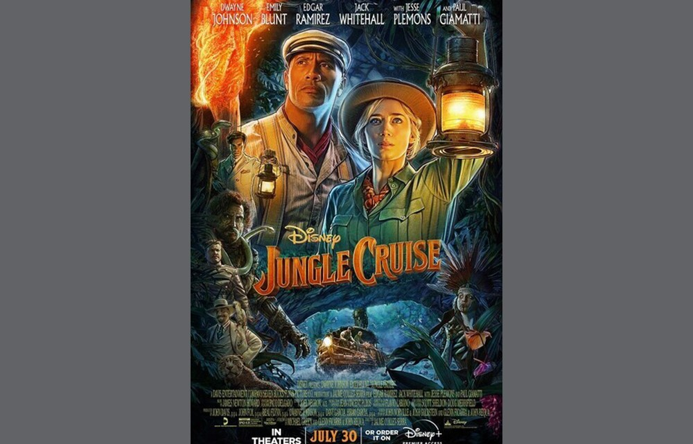 Jungle Cruise: A Movie Review