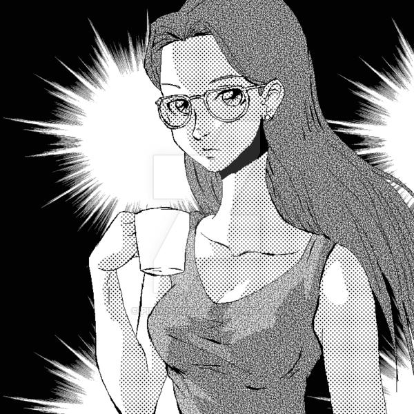 manga_girl_drinking_tea_by_pinocchioii-d72dqfd-1