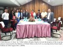Union Minister of State for Tribal Affairs Renuka Singh in Nagaland