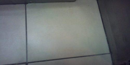 lift floor tiles cracked repaired
