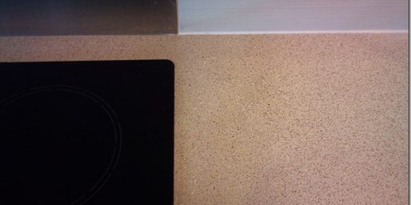 burnt worktop repair
