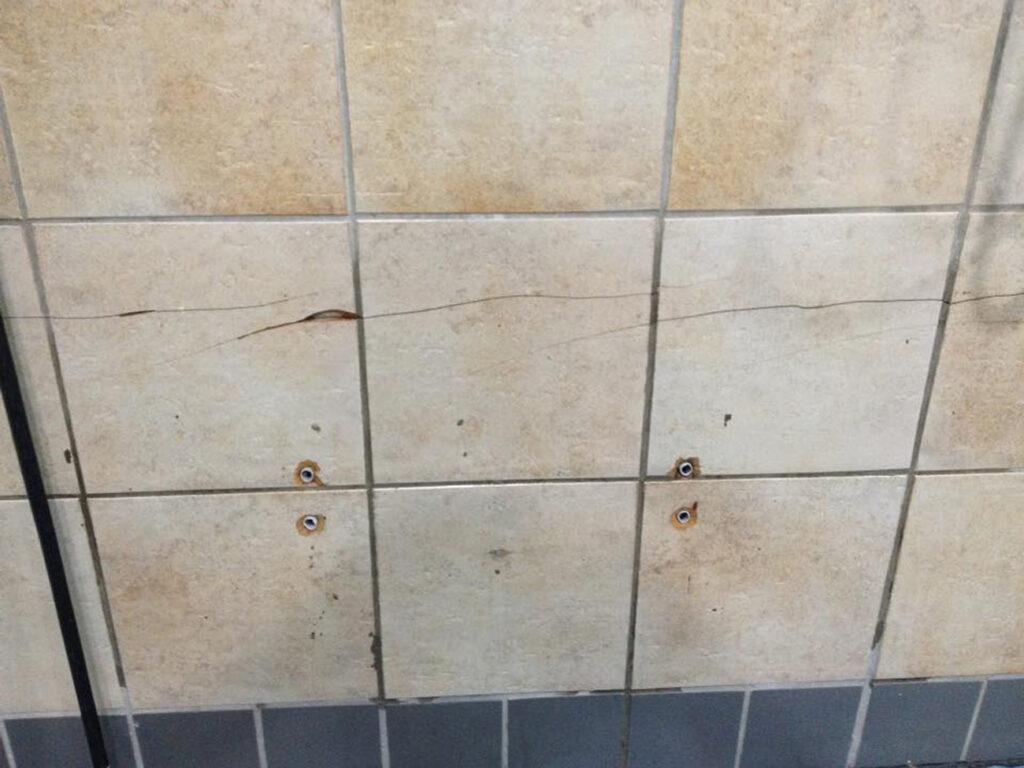ceramic tile repairs namco refurbs