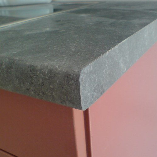 CHIPPED KITCHEN WORKTOP REPAIR AFTER