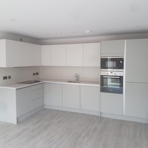 KITCHEN FITTING LANDLORDS KITCHEN WORKTOP FITTING PLUMBING ELECTRICAL